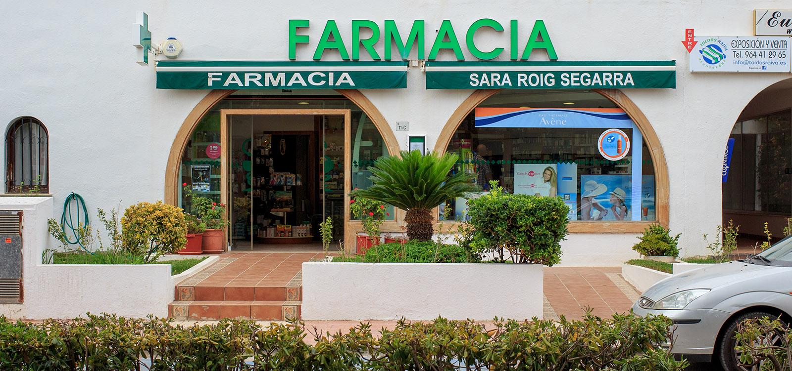 farmacia_sara_roig_alcossebre_las_fuentes