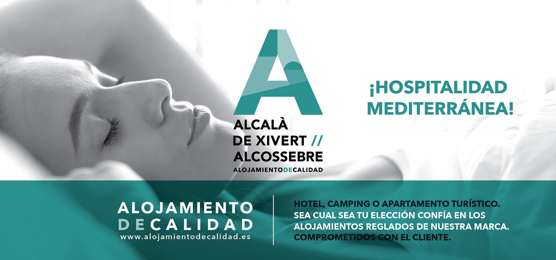 ASOCIACIÓN ALCALÀ-ALCOSSEBRE. ALOJAMIENTO DE CALIDAD