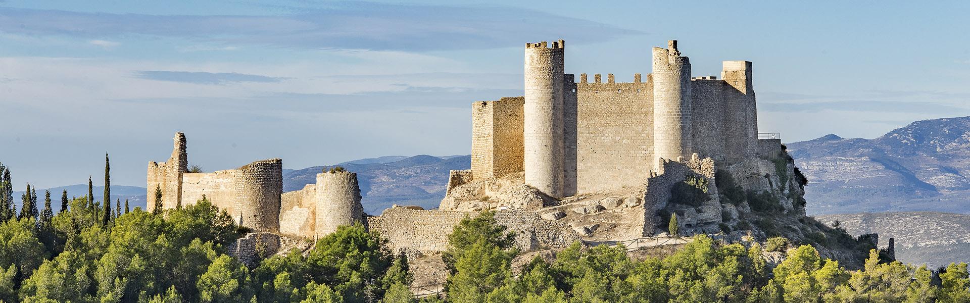 Asociación empresarios Alcalà-Alcossebre alojamiento de calidad, Castillo de Alcalà